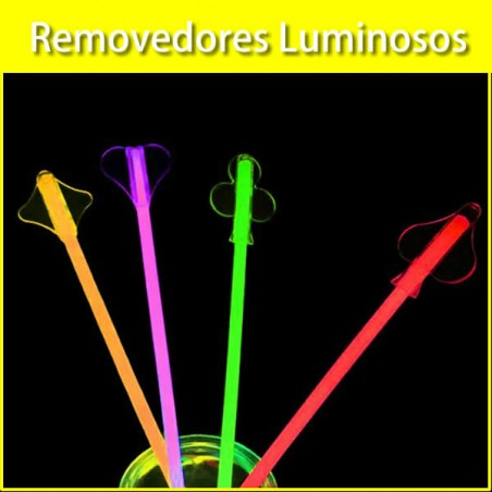 Removedores Luminosos Fluorescentes