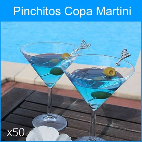 Pinchitos copa martini