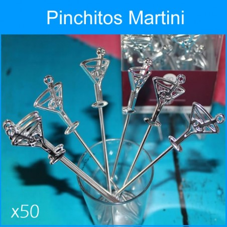 Pinchitos martini