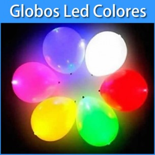 Globos Luminosos Led
