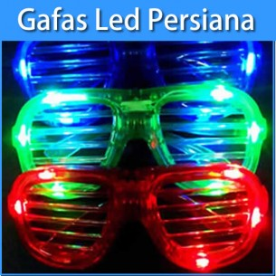 Gafas Led Persiana