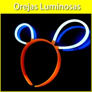 Diademas Orejas Luminosas