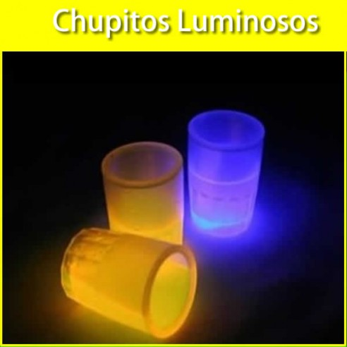 Chupitos Luminosos
