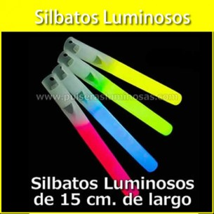 Silbatos Luminosos